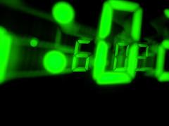 matrix (serhio) Tags: two motion black blur green clock matrix contrast digital speed dark fly movement long exposure neon time zoom sony cybershot images explore flies getty six zero sergei 602 dscw1 yahchybekov serhio