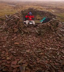 Brecons, Wales (Graeme Warren) Tags: nikon hiking d2x hike breconbeacons nikkor brecons