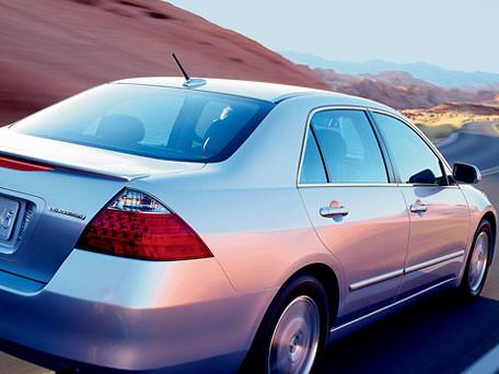honda accord hybrid diesel 2008