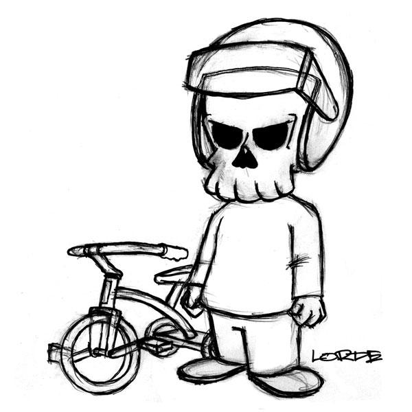 Lil' Rider.