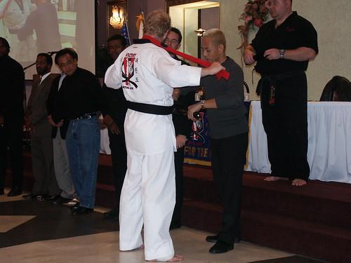 2003 november taekwondo blackbelt grandmaster
