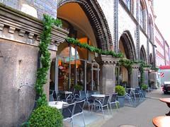 Arkaden Cafe Lübeck (Sophia-Fatima) Tags: niedereggerlübeck arkadencafe breitestrase89 lübeck schleswigholstein deutschland