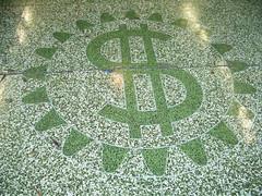 Dollar Store floor