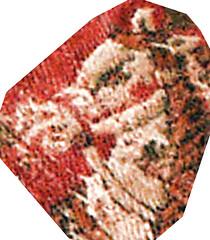 CESRAS image KMA711-3-Pferdeprotome2-rechts-cut2 (CESRAS) Tags: persia ukraine textiles kiev coptic sassanian lateantiquity sassanid cesras