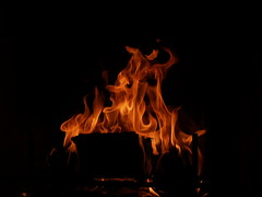 fire at high speed (JAMES HALLROBINSON) Tags: fire flames fast 1000