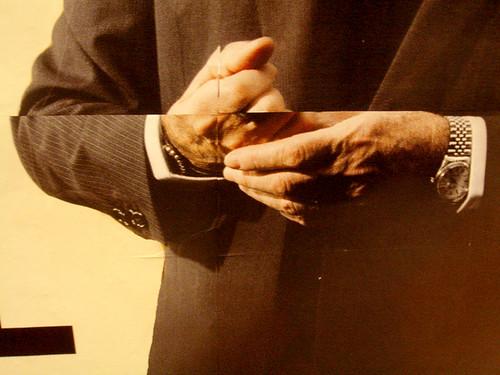 Misaligned Hands