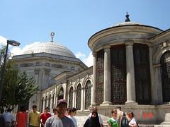 Makam Sultan Mahmut II, Istanbul, Turkey