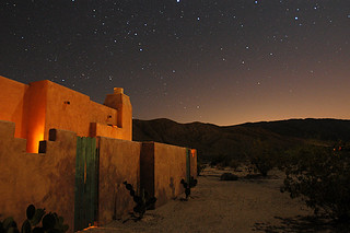 One Night in Anza Borrego