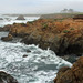 Pacific Coast near Glass Beach, Fort Bragg, CA