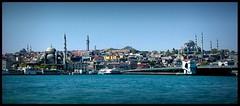estambul (Ivan Serra) Tags: trip travel blue sea mosque mezquita istambul turquia marmara estambul turkei ivanilluuu ltytr1