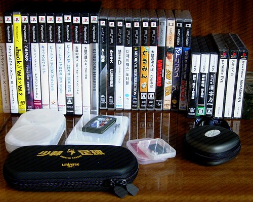 my games collection by _ashka.