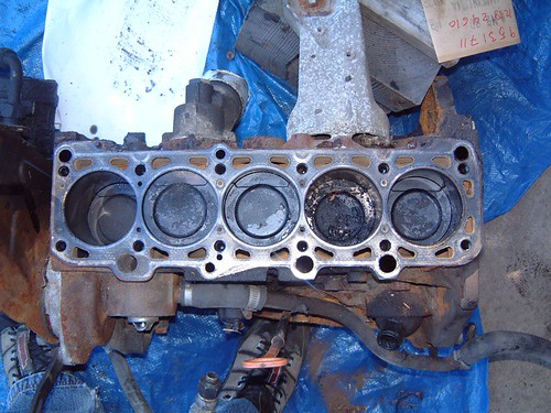 Audi 7a Engine