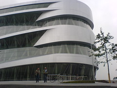 Mercedes-Benz Museum (sirstick) Tags: mercedesbenzmuseum