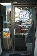 BTA's new office