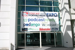Portable Media Expo 2006 (mastermaq) Tags: california events conferences podcasting podcastexpo paramagnus mastermaq podcastspot ppme2006