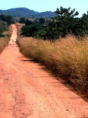 Dirt Road Zambia