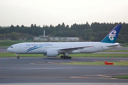 NZ Boeing777