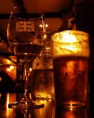 Ahhhhh! (Catching Magic) Tags: newzealand beer wine olympus e300 tiraudan lager britpubs