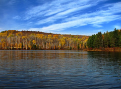 Lake St. Peter, Ontario Canada (ick Harris) Tags: autumn ontario canada fall lakestpeter