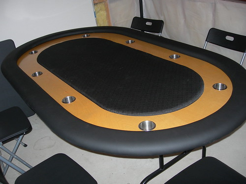 Poker Table Upgrades