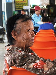 The Age (Claudio Vaccaro) Tags: old woman thailand clyde eyes skin comunicazione thai copywriting clydeye claudiovaccaro