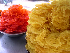 ramadan cake:zlabia (elmina) Tags: tunis ramadan zlabia