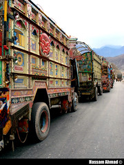 Trucks(Silk road)