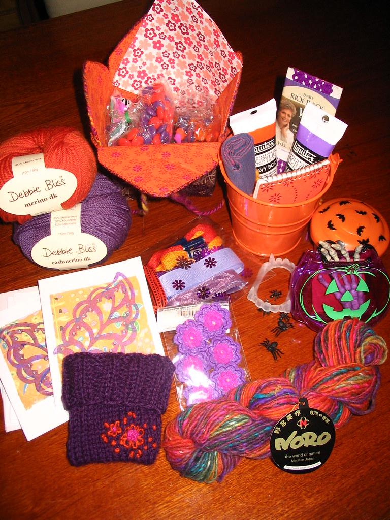 purple&orange - received