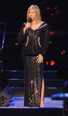 Barbara Streisand en concierto