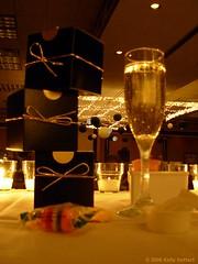 Boxes and Champagne (Full Metal Photographer) Tags: wedding nebraska champagne kearney kearneynebraska kellyhoffart