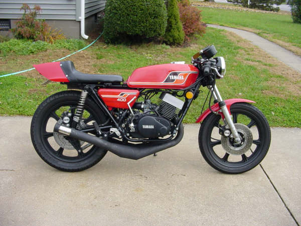 looking for cafe racers!
