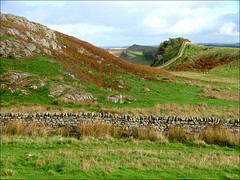 Hadrian's Wall (Simon_K) Tags: rome northumberland northumbria hadrianswall romans housesteads romanbritain