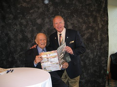 Art Linkletter and Mark Victor Hansen reading ...
