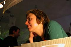 Alesk au stand (gregthegreg) Tags: festival musique rockos minotaure bnvoles rockomotives2006