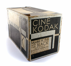 Cine Kodak Model K Box