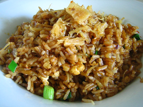 Fried Rice With XO Sauce