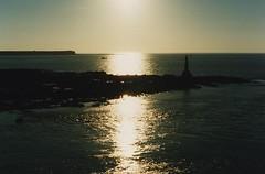 14.跨海大橋上的夕陽