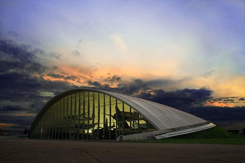 The American Air Museum Duxford