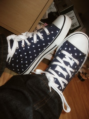 That Converse Shot