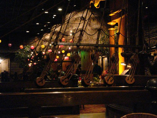 The Tonga Room @ The Fairmont Hotel