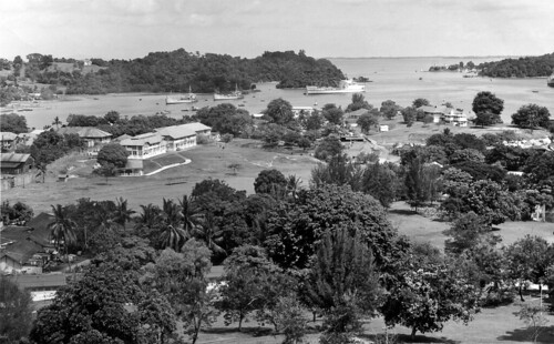 Pulau Brani Island
