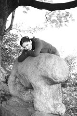 Ślęża - ancient monument (mdj | Bartosz Madejski) Tags: poland mdj ślęża niedźwiedź rzeźbakultowa cultobject wwwbartphotocouk