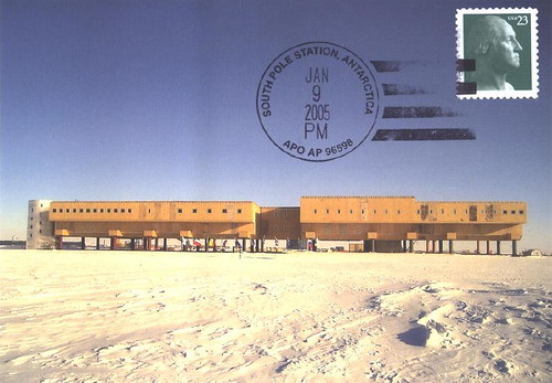 Antarctica - South Pole Station
