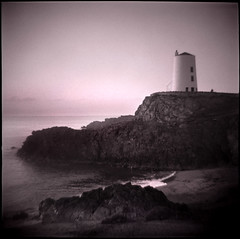 Llanddwyn (Cynan Jones) Tags: colour wales mono plastic diana hp5 clone harrow 151 negscan llandwyn photograndphotoofthemonth