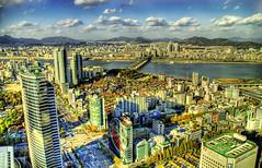 Seoul Sky - by Stuck in Customs