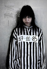 21 of these days (Violator3) Tags: birthday selfportrait colour topf25 1025fav wow topf50 nikon 500v20f 21 stripes grain d70s 2006 100v10f nikond70s days womenonly scorpio violator3 numbers jail desaturated conceptual 500v auguri jailer psychoviolator ironicals idontspeakspanish 30favs30comments300views 171185 21anniportatimale 21anniconlacondizionale blablablata