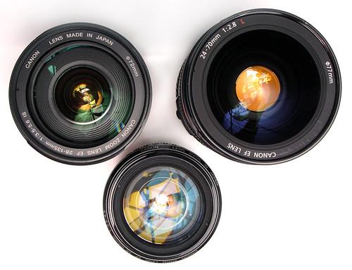 3 Canon Stndard Zooms