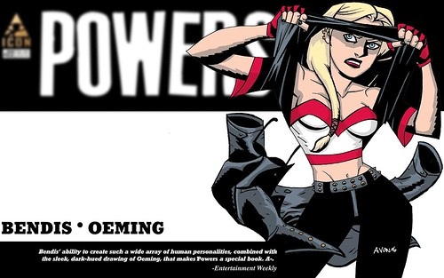 Powers: The New Girl in Town