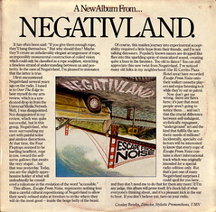 negativland | escape from noise