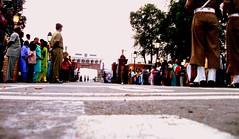 oct 22/23 2006 - @ wagha border...amritsar...#6 (_saurabh_) Tags: food india love religious gold golden peace delhi religion border holy devotion punjab lassi amritsar baba gurudwara goldentemple chandigarh punjabi dhaba waheguru ssa babaji ludhiana holybook indiapakistan sarovar gurugranthsahib darbarsahib waghaborder sggs harmindersahib akaltakht nishansahib pakistanborder sgpc banglasahib bhatinda indianborder durgyanatemple sheeshganj nanakpiyao sabhyachar jallandhar bhravandadhaba kesardadhaba